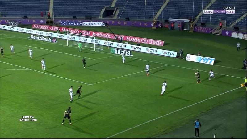 SL 2017 18 Osmanlispor 2 3 Beşiktaş
