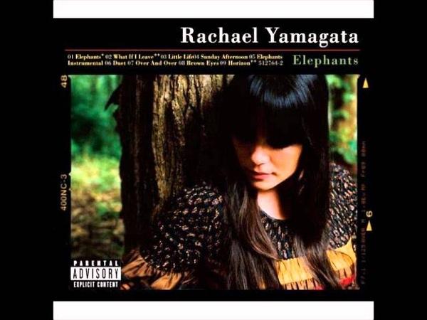 Rachael Yamagata - Brown Eyes (lyrics)