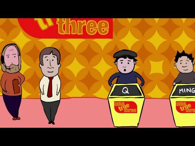 SModCo Cartoon Show 3 One True Three with Q - S.I.T.
