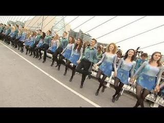 Ирландия: новый рекорд Riverdance шоу