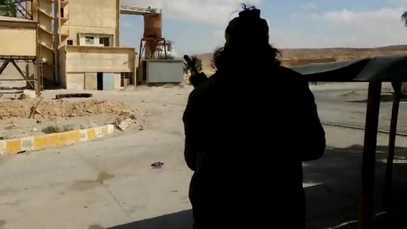 наёмники из Чеченской Республики в Сирии