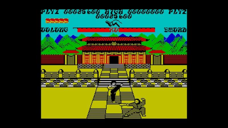 Walkthrough №16: Yie Ar KUNG-FU (1986)(Imagine Software Ltd)(ZX Spectrum 128K)