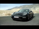 The new Porsche Panamera: Engine Efficiency