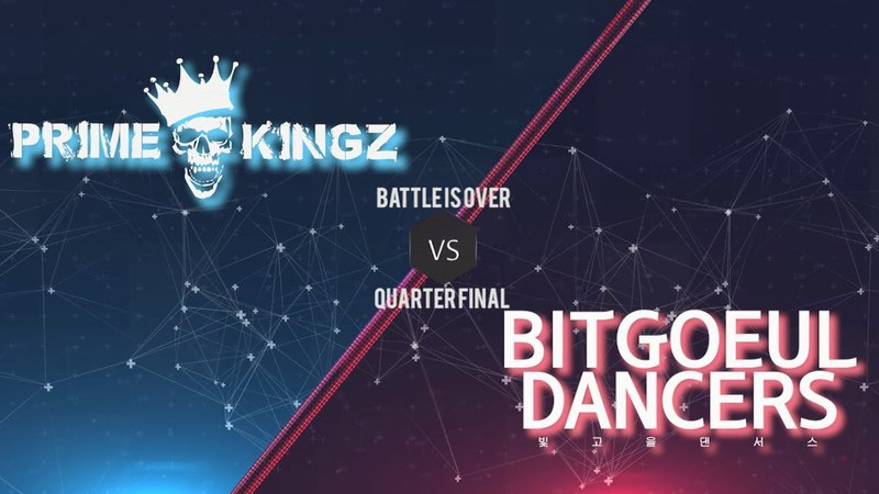 PRIME KINGZ vs. BITGOEUL DANCERS - QUARTER FINAL @Battle is over 2018