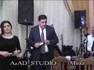 Natiq D & Habil Lacinli & Zerdab 8  AzAD STUDIO Mirze