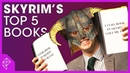 I read all 337 books in Skyrim so you don't have to | Unraveled