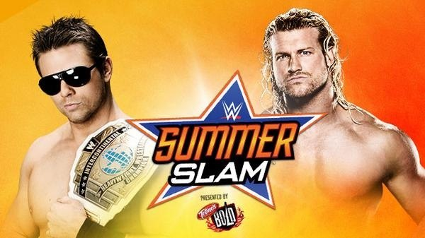 Матч за ИК титул на SummerSlam