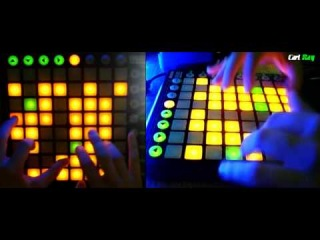 "Launchpad - Carl Rag live remix of  ""Bingo Players vs Chocolate Puma - Touch Me  (Bart B More Version)"""