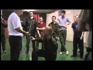 Systema Russian Martial Art.Aleksandr Solovev.Russian hand fight.������� ���.