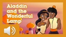 Aladdin and the Magic Lamp - Fairy tales and stories for children