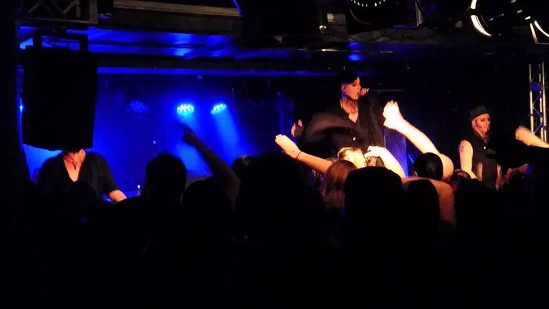 Erdling, Stimme der Wahrheit, Live Club Barmen, Wuppertal, 23.10.2015
