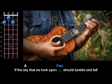 Stand By Me (Ben. E King) Ukulele Play-Along!
