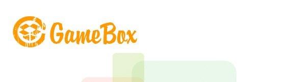 Главное меню Gamebox