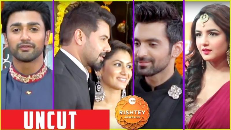 Zee Rishtey Awards 2018 Full Show - Red Carpet| Zee TV Serials Stars Winners List | Full HD Video