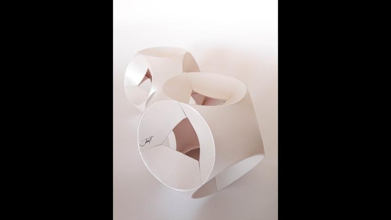 Origami jump (Hans-Werner Guth)