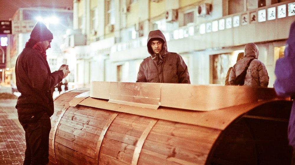 Барометр настроения в стиле стимпанк появился в Екатеринбурге (Фото 11)