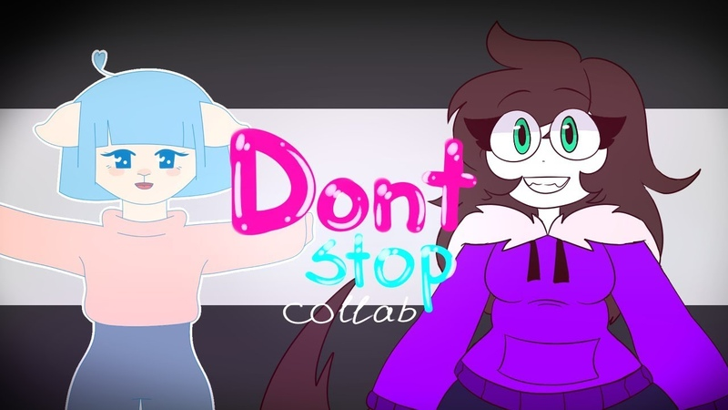 Meme : don't stop    collab with randomness.
