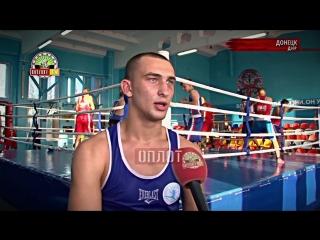 Интервью телеканалу Оплот, смотреть с 2:48)