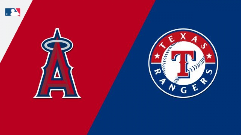 AL / 18.08.18 / LA Angels @ TEX Rangers (3/4)