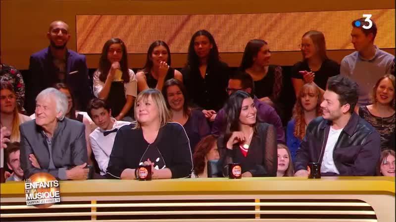 Les Enfants de la musique chantent les annees 70 France 3 2019-05-24
