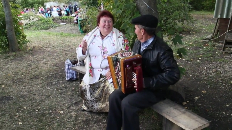 Павел Арзамасцев на съёмках Завалинки