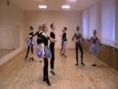 ПАДЕГРАС под музыку историко бытовой танец