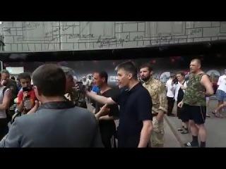 Киев. Конфликт на Майдане между активистами | 8 июня Сегодня Новости