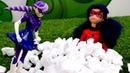 Леди Баг и Суперкот против снегопада - Видео для девочек