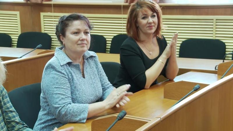 Сотрудников газовой отрасли отметили в Вологде по итогам старта отопительного сезона