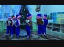 """Новый год группа _""""Пчелки_""""Танец гномиков"""