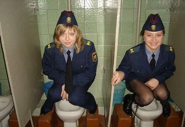 голые сотрудницы полиции фото