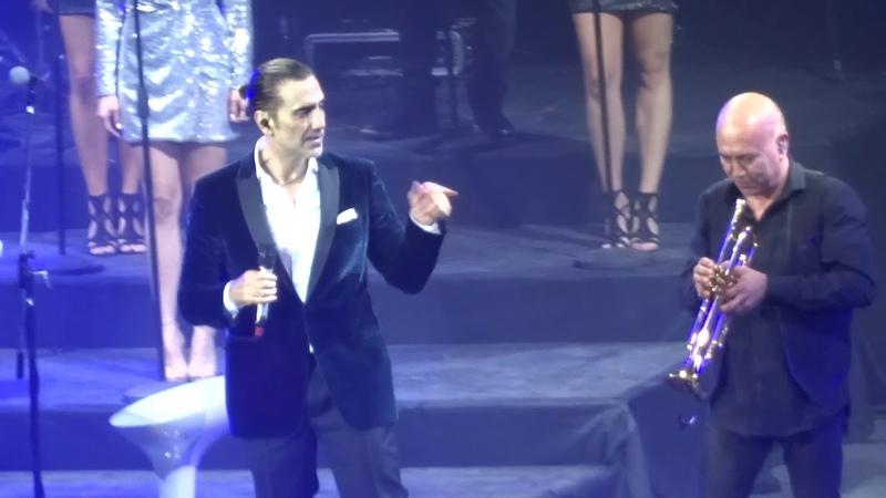 9.06.2018 ›› Alejandro Fernández - Hoy Tengo Ganas de Ti