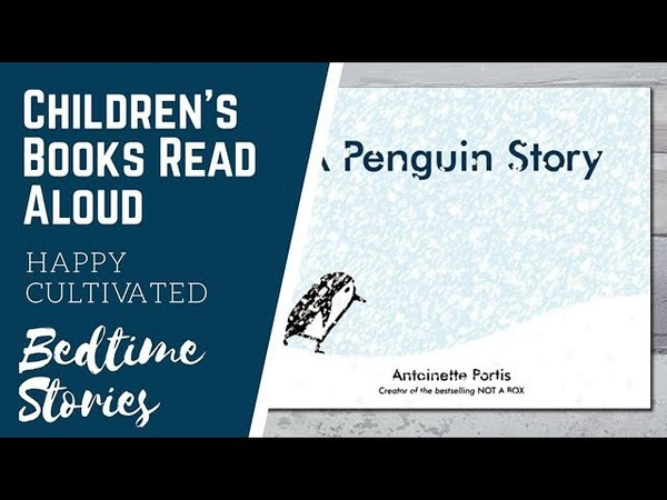 A Penguin Story Book Online | Winter Books for Kids | Childrens Books Read Aloud