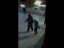 первый раз на льду