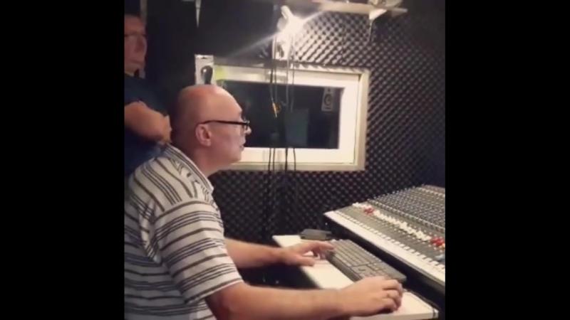 Работа в студии Чек Рекордс новые песни новый альбом Я Классная