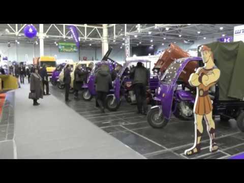 ТМ ГЕРКУЛЕС на выставке Комунтех - 2017
