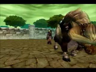 Парад победы 2010 в игре 4Story: Войны Королевств (by Sotofa)