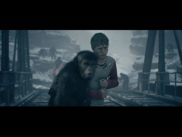 Instagram post by War for the Planet of the Apes • Nov 14, 2017 at 3:20pm UTC