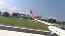 [HD] Linda aproximação no Rio de Janeiro - pouso na pista 20 do Santos Dumont