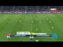 Матч ТВ 23 09 2018 Лион Марсель 4 2 Голы