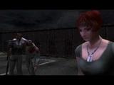 PS1USA Dino Crisis 1 Второе прохождение - 19. Стратегия Рика. Сбежать через люк