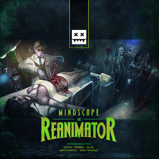 Mindscape альбом Reanimator LP