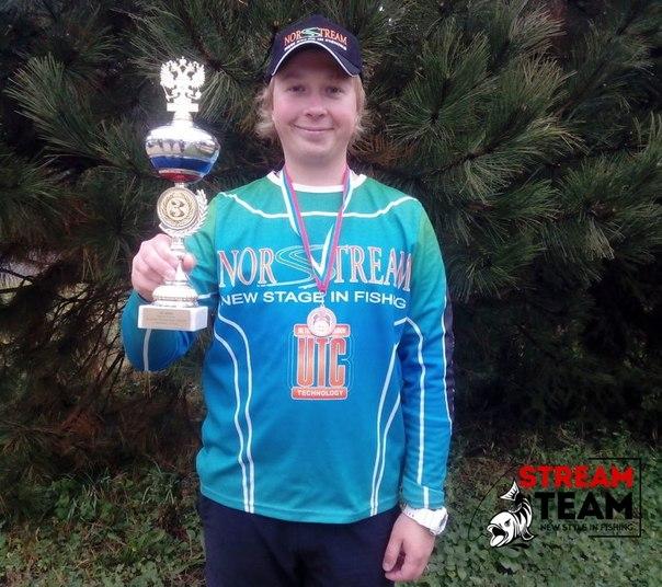 Кубок России-2014 по спиннингу с берега (форель)