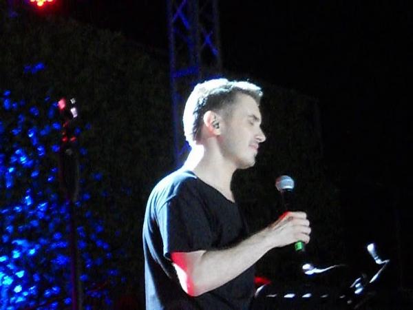 Το πάρτυ Μιχάλης Χατζηγιάννης live στο κηποθέατρο Παπάγου