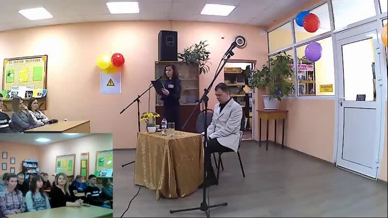 Бенефис Я слышу музыку любви Д.Гениятулин