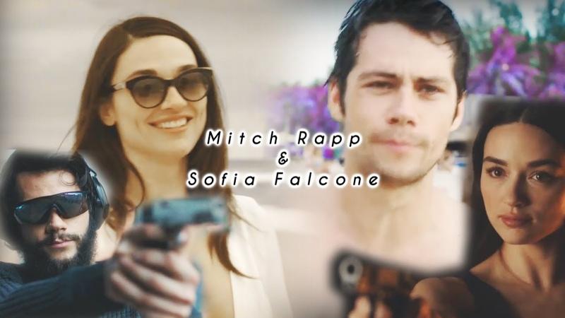 Mitch Rapp Sofia Falcone