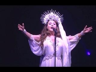 4-Silent Night + Hijo de la Luna (с 3.20 мин.) - Sarah Brightman - St.Petersburg, 28.11.2017