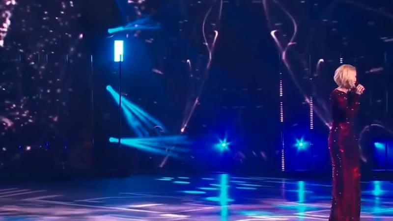 Полина Гагарина - Выше головы (Live in Crocus City Hall 2018)