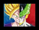 Dragon Boll Z OST Gohan Vs Cell Speed Drawing Theneme
