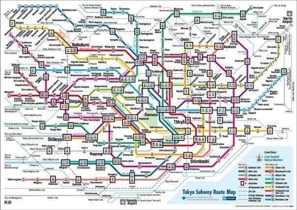 В токийском метро существует специальная должность по заталкиванию пассажиров в переполненные вагоны.